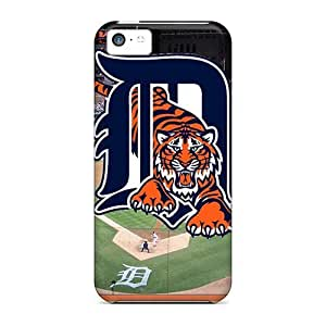High Quality Detroit Tigers Cases For Iphone 5c / Perfect Cases