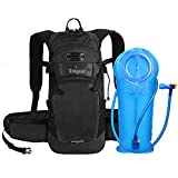 Cheap Unigear Hydration Packs Backpack with 2L TPU Water Bladder Reservoir, Thermal Insulation Pack Keeps Liquid Cool up to 4 Hours for Running, Hiking, Climbing, Cycling (Black)