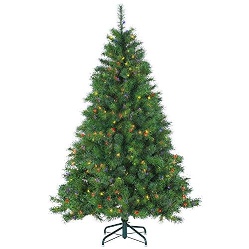 Spruce Multi Color Christmas Tree - 5