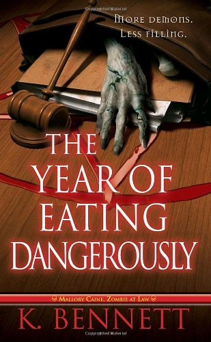 book cover of The Year of Eating Dangerously