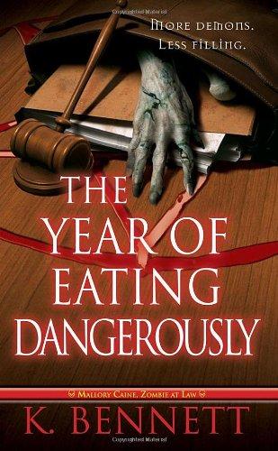 Eating Dangerously Mallory Pinnacle Fiction product image