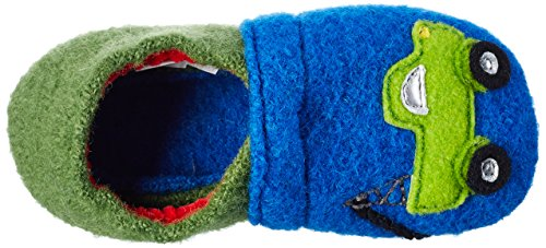 Giesswein Badel, Zapatos de Bebé para Bebés Azul (Cobalt)