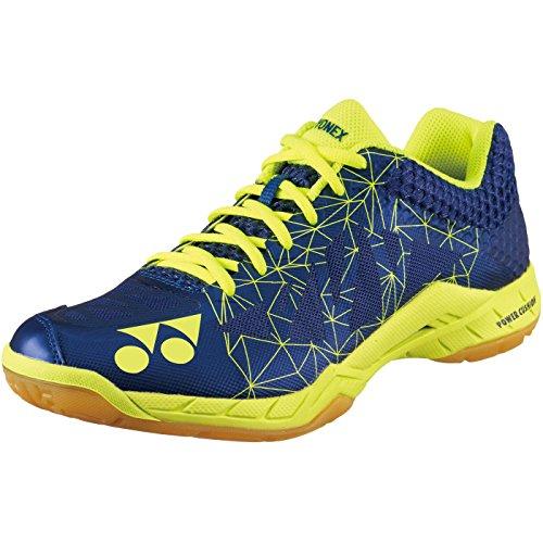Yonex Aerus 2 LX Women's Badminton Court Shoes (W 6.5/23.0 cm, Navy Blue)