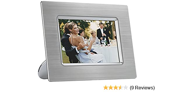 Amazon.com : Philips 7-Inch Digital Photo Frame with 6.5-inch ...