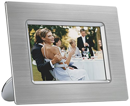 Philips 7-Inch Digital Photo Frame with 6.5-inch Display (Metal) by Philips
