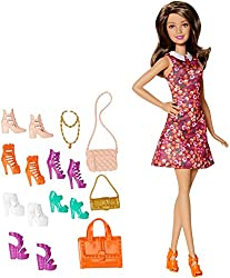 Barbie Teresa Doll With Shoes & Accessories