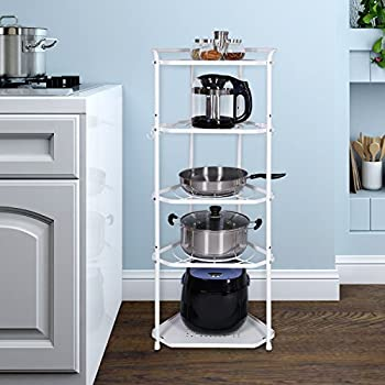 Amazon Com Enclume 6 Tier Cookware Stand Free Standing