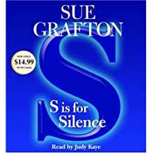 S Is For Silence: A Kinsey Millhone Mystery