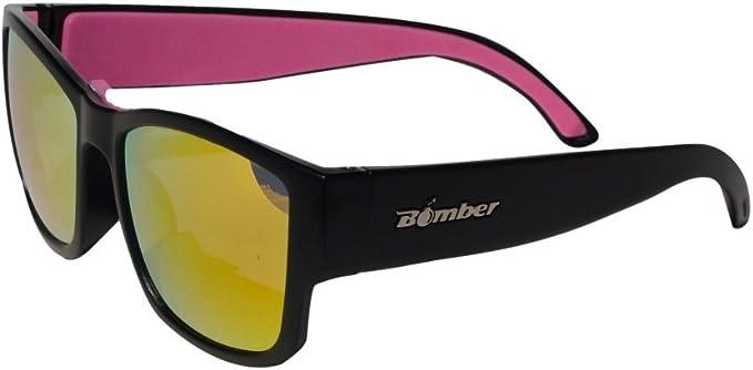 Bomber Gomer Floating Sunglasses MATTE BLACK W//POLAR SMOKE LENS GM111