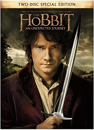 Amazon.com: The Hobbit: An Unexpected Journey (Two-Disc Special ...