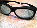 Phillips Safety Professional Medical Eye Surgery Laser Protection Glasses- Glass Lenses