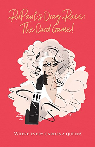RuPaul's Drag Race: The Card Game: Where Every Card is a Queen! - Drag Ball