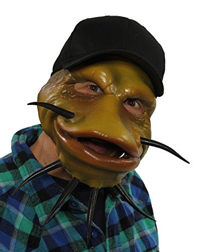 Zagone Bottom Feeder Catfish Fish Mask with -