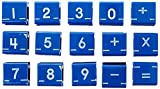 Center Enterprise CE6841 READY2LEARN Numbers and Signs Stamps, 1'' (Pack of 15)