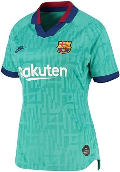 Amazon Com Nike Barcelona 3rd Women S Jersey 19 20 Clothing