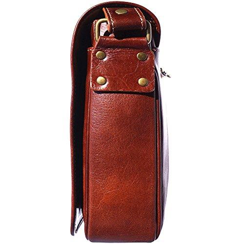 Bolso de hombro para Hombre 6551 Marròn