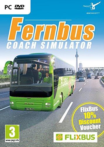 Fernbus Coach Simulator (PC DVD)