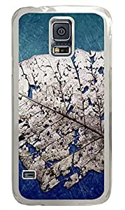 Love Like Leaf Clear Hard Case Cover Skin For Samsung Galaxy S5 I9600 by icecream design