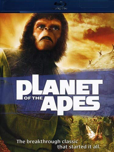 Planet of the Apes [Blu-ray] ()