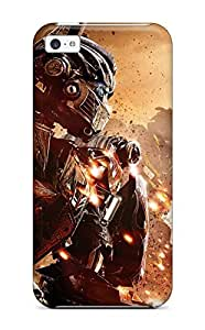 Excellent Design Transformers Case Cover For Iphone 5c by lolosakes