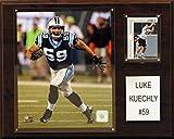 NFL Carolina Panthers Luke Kuechly Player Plaque, 12 x 15-Inch