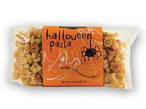 Pastabilities Halloween Fun Novelty Pasta, 14 Oz. Bag, (Pack of 4) -