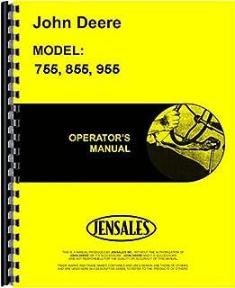 51T XkkjVgL._AC_UL320_SR262320_ john deere shop manual models 655 755 756 855 856 955 (jd 61) (i&t