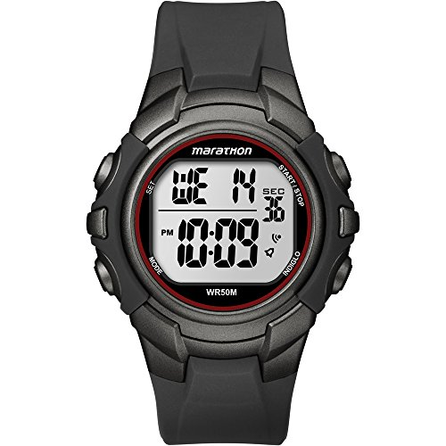 Price comparison product image The Amazing Quality Timex Marathon Digital Full-Size Watch - Black/Gunmetal