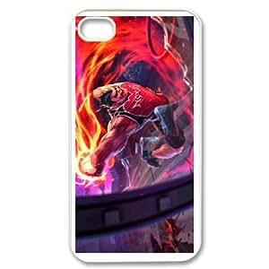Personalized Creative Desktop Darius For iPhone 4,4S LOSQ055774
