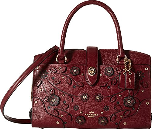 COACH Womens Willow Floral Mercer
