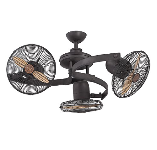 Savoy House Circulaire 3 Headed Ceiling Fan in English Bronze 38-951-CA-13 ()