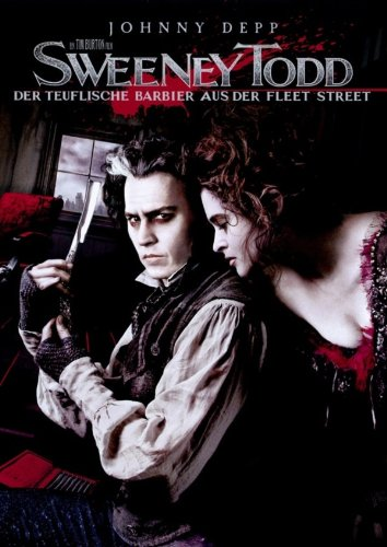 Sweeney Todd - Der teuflische Barbier aus der Fleet Street Film