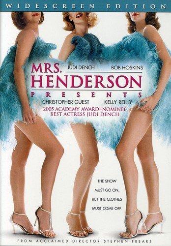 Mrs. Henderson Presents (Widescreen Edition) ()