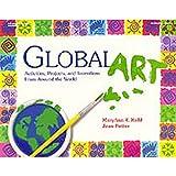 GRYPHON HOUSE GLOBAL ART (Set of 3)