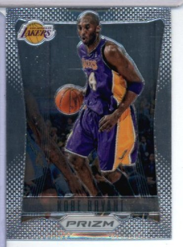 2012-13 Panini Prizm Basketball Card # 24 Kobe Bryant - Los Angeles Lakers - NBA Trading (Kobe Bryant Nba)