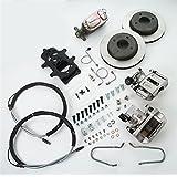 SSBC A112-93 Rear Drum to Disc Brake Conversion Kit