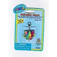 Amuleto de magia W de Webkinz