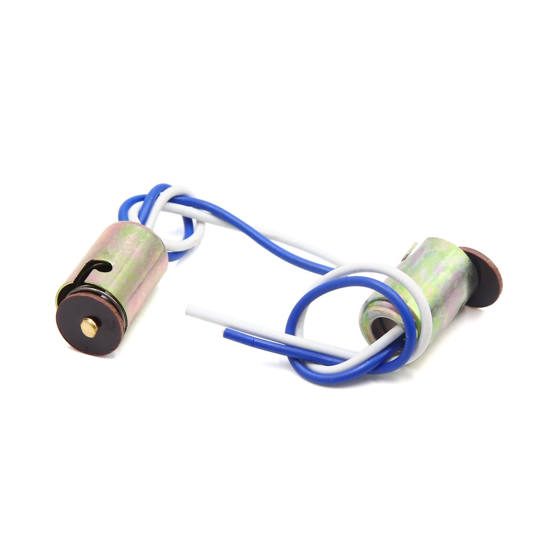 uxcell 2pcs 1156 1141 S25 LED Turn Signal Light Bulb Motorcycle Extension Wire Socket a18040200ux0109