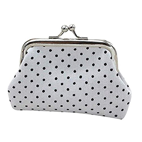 Mighty Purse White Wallet Wallet Clearance Wallet Bag Clutch Holder 2018 Womens Noopvan Handbag Small Coin T86wS7qx