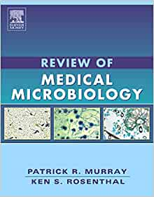 Review of medical microbiology patrick r murray ken rosenthal review of medical microbiology patrick r murray ken rosenthal 9780323033251 amazon books fandeluxe Choice Image