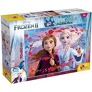 Lisciani Giochi Puzzle Df Supermaxi 60 Frozen 2 Gioco Per Bambini 72286