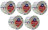 Great Value Multi-Purpose Everyday Disposable Premium Paper Plates, 140 count, 10 1/16in - 5 Packs