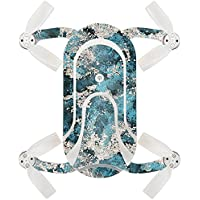 Skin For ZEROTECH Dobby Pocket Drone – Rift | MightySkins Protective, Durable, and Unique Vinyl Decal wrap cover | Easy To Apply, Remove, and Change Styles | Made in the USA