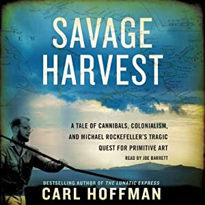 Savage Harvest Audiobook