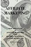 Affiliate Marketing: How To Succeed In Affiliate Marketing And Become A Success Laptop Millionaire
