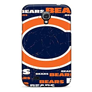 Premium Chicago Bears Back Cover Snap On Case For Galaxy S4
