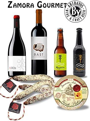 Lote ZAMORA GOURMET, Caja con los mejores productos típicos de ...