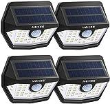 Solar Lights Outdoor,MEIKEE IP65 Waterproof Motion