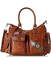 Desigual 19WAXPX0, sac bandoulière femme 15.5x25.5x32 cm (B x H x T)