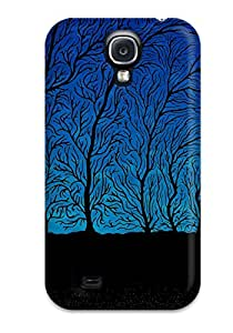 Galaxy Cover Case - Nature Artistic Abstract Artistic Protective Case Compatibel With Galaxy S4